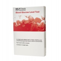 Diabetes Test Kit (2 Tests)