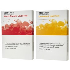 Cholesterol and Diabetes Test